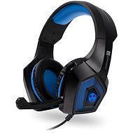 CONNECT IT CHP-5500-BL BATTLE RNBW Ed.2, Blue - Gaming Headset