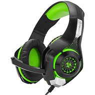 CONNECT IT CHP-4510-GR Gaming Headset BIOHAZARD green - Gaming Headset