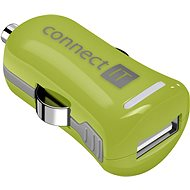 CONNECT IT InCarz Colorz 2.1A Green - Car Charger