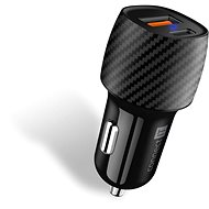 CONNECT IT InCarz PD+QUICK CHARGE 3.0 CCC-3030-CA Carbon - Car Charger