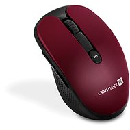 CONNECT IT CMO-3000-RD Red - Mouse