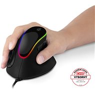 CONNECT IT Game For Health CMO-2800-BK, Black - Gaming Mouse