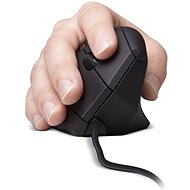 Mouse CONNECT IT CMO-2500-BK Vertical ergonomic, wired - Myš