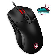 CONNECT IT FOR HEALTH Heated, Black - Mouse