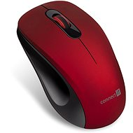 CONNECT IT MUTE Wireless Red - Mouse