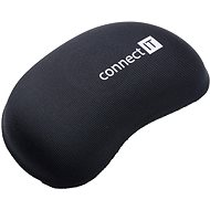 CONNECT IT ForHealth CI-498 Black - Wrist Rest