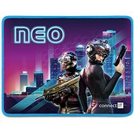 "Mouse Pad CONNECT IT CMP-1170-SM ""NEO"" Gaming Series Small - Podložka pod myš"