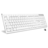 CONNECT IT CKB-3010-CS CZ/SK White - Keyboard