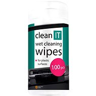 CLEAN IT wet cleaning wipes for plastic 100pcs - Cleaner