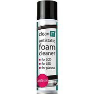 CLEAN IT anti-static foam cleaner for screens 400ml - Cleaner