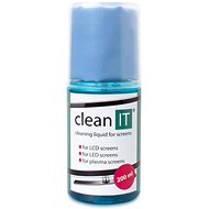CLEAN IT cleaning fluid for screen with cleaning cloth in the cap - Cleaner