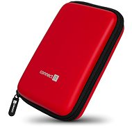 "CONNECT IT HardShellProtect 2.5"" red - Hard Drive Case"