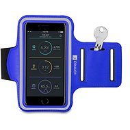 CONNECT IT CFF-1150-BL Fitness Armband Blue - Mobile Phone Case