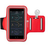 CONNECT IT CFF-1150-RD Fitness Armband Red - Mobile Phone Case