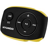MP3 Player Hyundai MP 312 4GB black-yellow - MP3 přehrávač