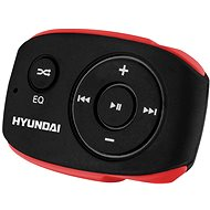 MP3 Player Hyundai MP 312 8GB black-red - MP3 přehrávač