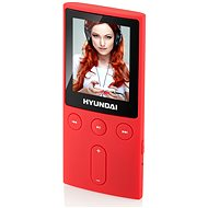 MP4 Player Hyundai MPC 501 FM 4GB red - MP4 přehrávač