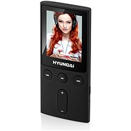 MP4 Player Hyundai MPC 501 FM 8GB black - MP4 přehrávač