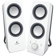 Logitech Multimedia Speakers Z200 white