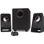 Logitech Multimedia Speakers Z213 Black