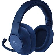 Logitech G433 Surround Sound Gaming Headset Blue - Gaming Headset