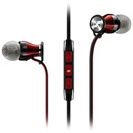 Sennheiser MOMENTUM In-Ear G Black-Red - Headphones