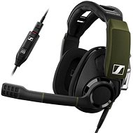 Sennheiser GSP550 - Headphones with Mic
