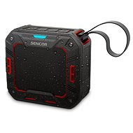 Sencor SSS 1050 Red - Bluetooth speaker