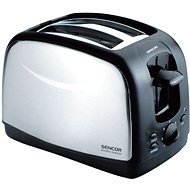 Toaster SENCOR STS 2651 electronic timer, metal body, 850W - Toaster
