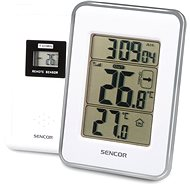 Sencor SWS 25 WS, grey - Thermometer