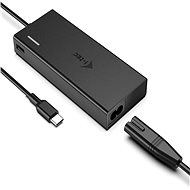 Tec USB-C Smart Charger 65W + USB-A Port 12W - Power Adapter