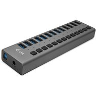 I-TEC USB 3.0 Charging HUB 13-port + Power Adapter 60W - USB Hub