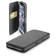 CellularLine Book Clutch for Apple iPhone XR Black - Mobile Phone Case