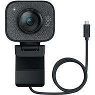 Logitech C980 StreamCam, Graphite - Webcam