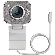 Logitech C980 StreamCam, White - Webcam