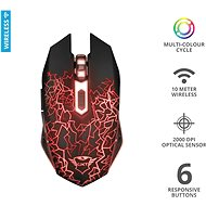 Trust GXT107 IZZA WIRELESS - Gaming Mouse