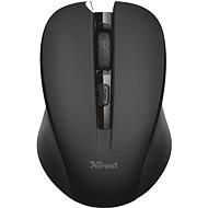 Trust Mydo Silent Click Wireless Mouse - Black - Mouse