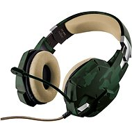 Trust GXT 322c Gaming Headset Green camouflage - Gaming Headset