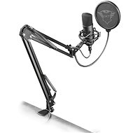 Trust GXT 252 + Emita Plus Streaming Microphone - Desktop Microphone