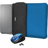 TRUST YVO MOUSE & SLEEVE F/15.6 – BLUE