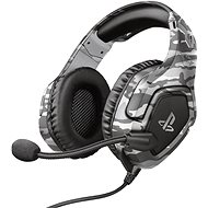 Trust GXT 488 FORZE-G PS4 HEADSET GREY (PS4 Licensed)