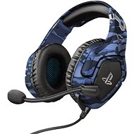 Trust GXT 488 FORZE-B PS4 HEADSET BLUE (PS4 Licensed)