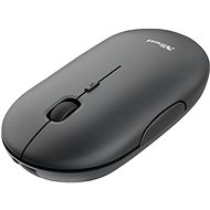 TRUST Puck Wireless Mouse, Black - Mouse
