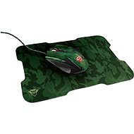 Trust GXT781 RIXA CAMO Gaming Mouse and Pad - Gaming Mouse