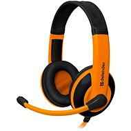 Defender Warhead G-120 black/orange