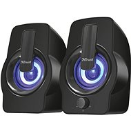 Trust Gemi RGB 2.0 Speaker Set - black - Speakers