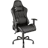 TRUST GXT 707G Resto Gaming Chair - Black - Gaming Chair