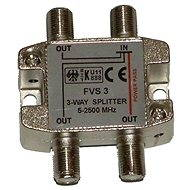 FVS 3 directions - Splitter