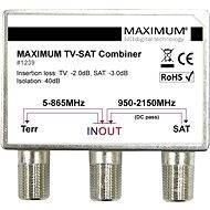 Maximum TV-SAT HIGH ISO Combiner - Multiplexer