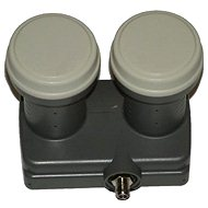 Single Monoblock Inverto, 2x converter 0.2 DBi, 1x F connector - Converter
